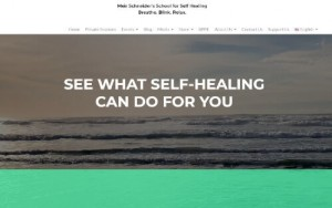 Meir Schneider's School for Self Healing